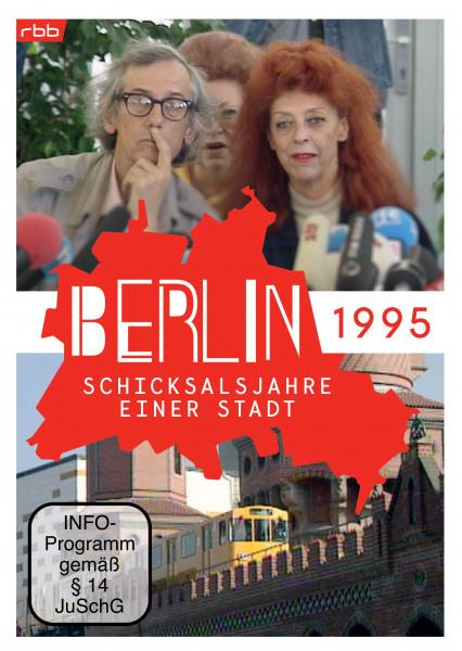Berlin - Schicksalsjahre einer Stadt - 1995 (DVD)