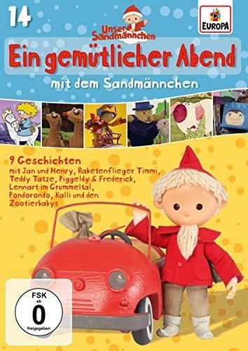 Unser Sandmännchen DVD Vol. 14