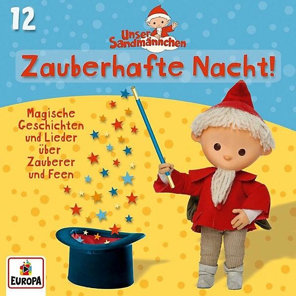Unser Sandmännchen CD Vol. 12