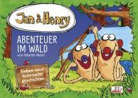 Jan & Henry - Abenteuer im Wald - Gutenachtgeschichten (Buch)