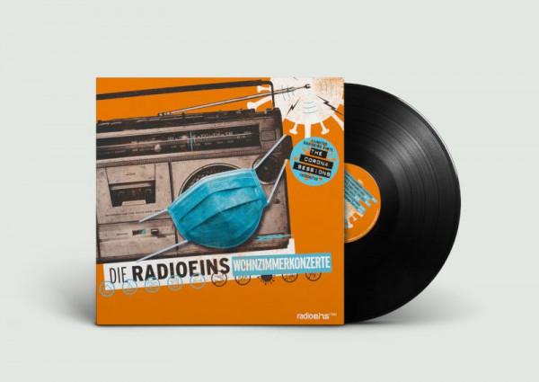 radioeins Wohnzimmerkonzerte Vinyl