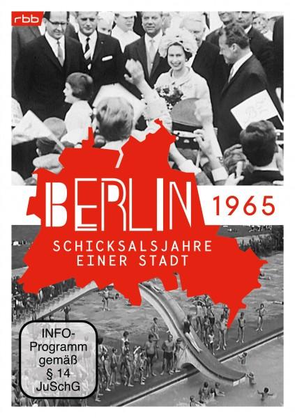 Berlin - Schicksalsjahre einer Stadt - 1965 (DVD)