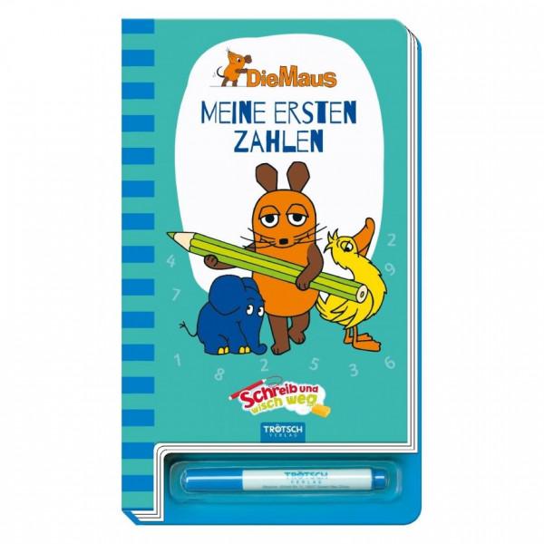 Die Maus - Meine ersten Zahlen (Buch)