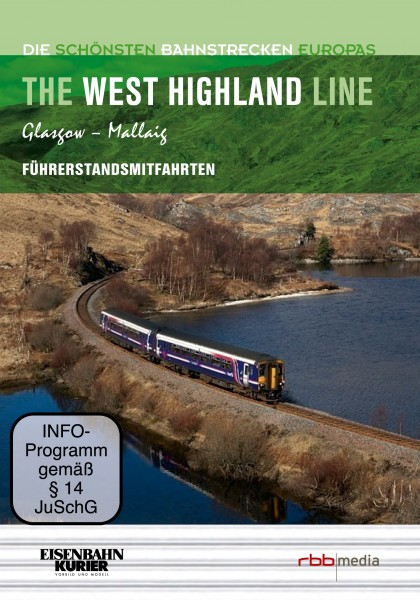 The West Highland Line DVD