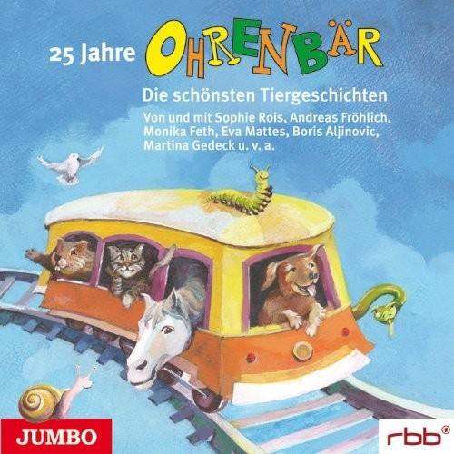 Ohrenbär - Tiergeschichten CD