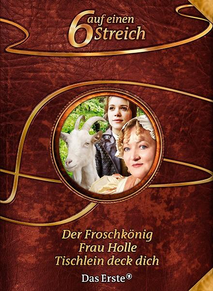 Sechs auf einen Streich Märchen Vol. 2 (3er DVD-Box)