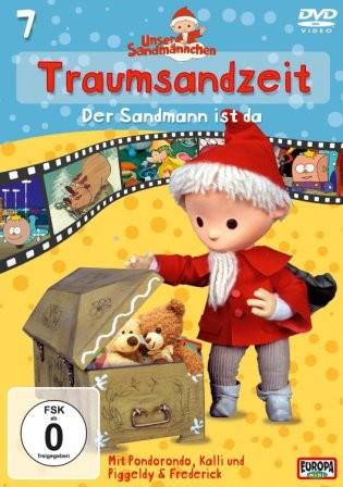 Unser Sandmännchen DVD Vol. 7