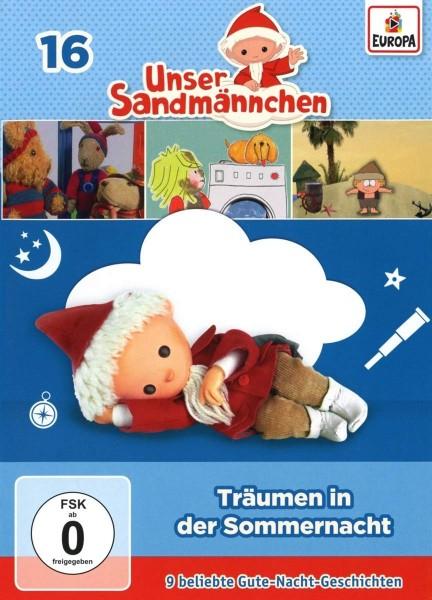 Unser Sandmännchen DVD Vol. 16