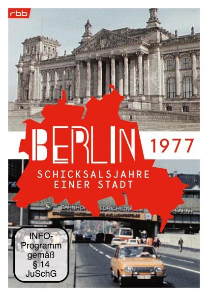 Berlin - Schicksalsjahre einer Stadt - 1977 (DVD)