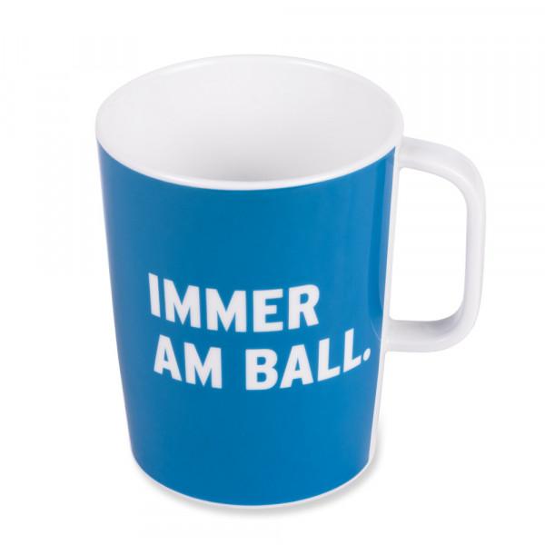 Tasse - Immer am Ball - Inforadio