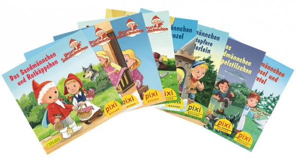 Unser Sandmännchen - Pixi Bücher-Set