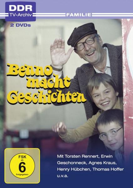 Benno macht Geschichten (DVD)