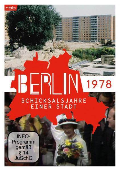 Berlin - Schicksalsjahre einer Stadt - 1978 (DVD)