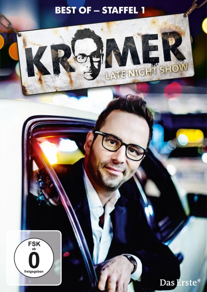 Best of Krömer – Late Night Show – Staffel 1 (DVD)