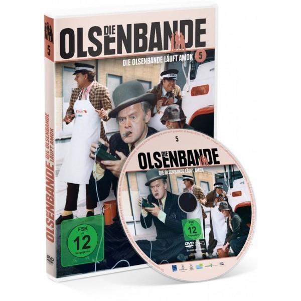 Die Olsenbande 5 (DVD)