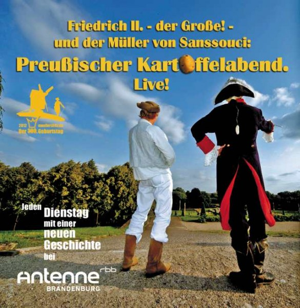 Preußischer Kartoffelabend CD