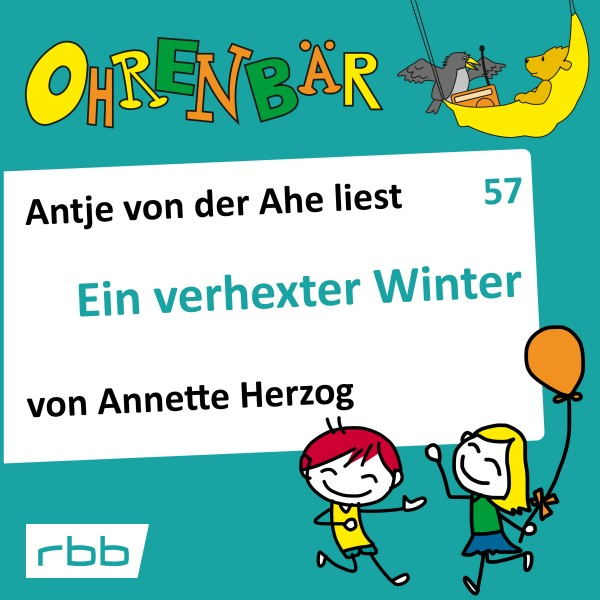 Ohrenbär Hörbuch (57) - Ein verhexter Winter! - Download