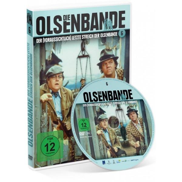 Die Olsenbande 6 (DVD)
