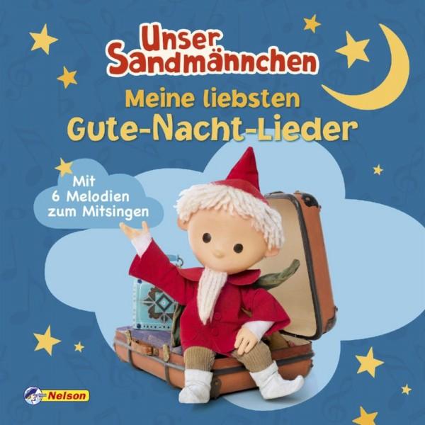 Unser Sandmännchen Gute-Nacht-Lieder