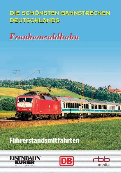 Die Frankenwaldbahn Cover