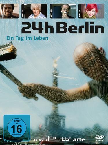 24h Berlin - Ein Tag im Leben (8er DVD-Box)