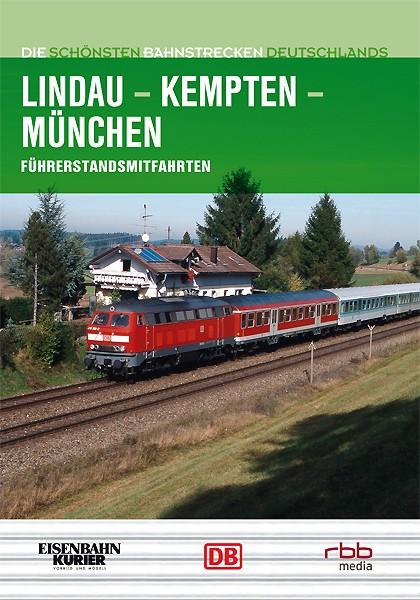 Von Lindau über Kempten nach München DVD
