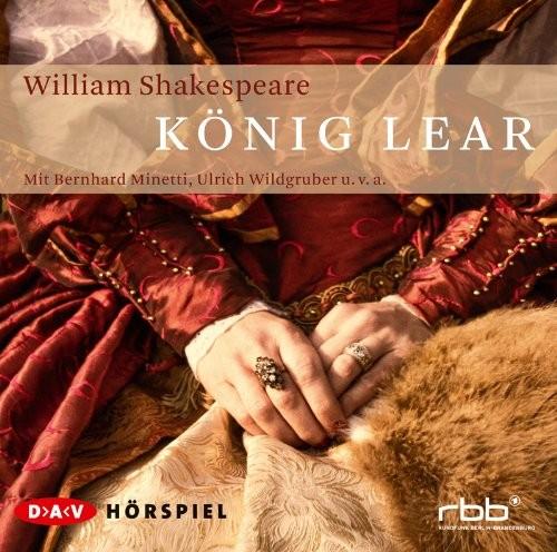 König Lear Cover