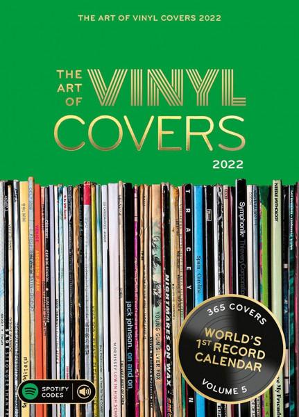 The Art of Vinyl Covers Tageskalender 2022