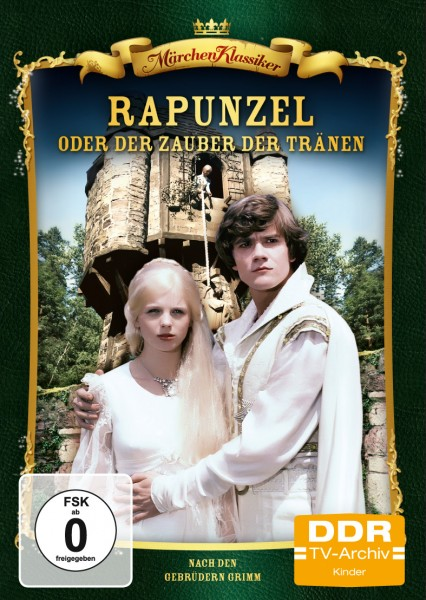 Rapunzel oder der Zauber der Tränen - Märchen (DVD)