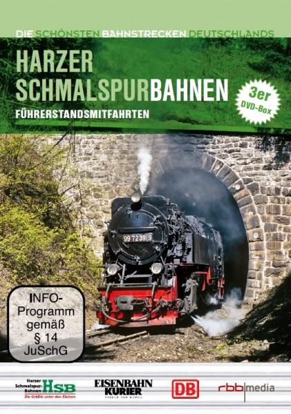 Die Harzer Schmalsourbahnen Cover