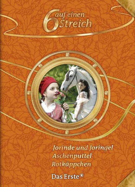 Sechs auf einen Streich Märchen Vol. 8 (3er DVD-Box)