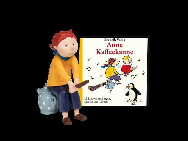 Anne Kaffeekanne Tonie - 12 Lieder zum Singen, Spielen und Tanzen