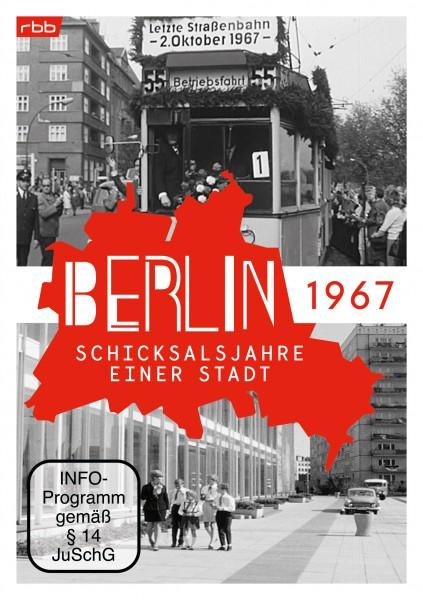 Berlin - Schicksalsjahre einer Stadt - 1966 (DVD)