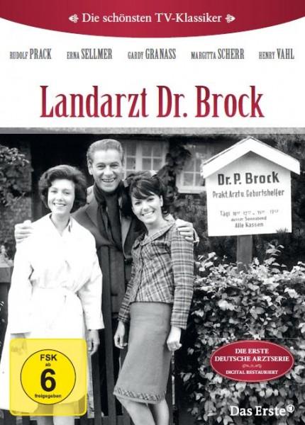 Landarzt Dr. Brock (4 DVDs)