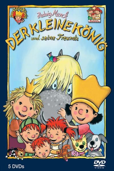 Der kleine König und seine Freunde DVD-Box