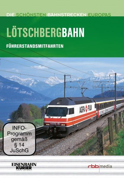 Die Lötschbergbahn DVD