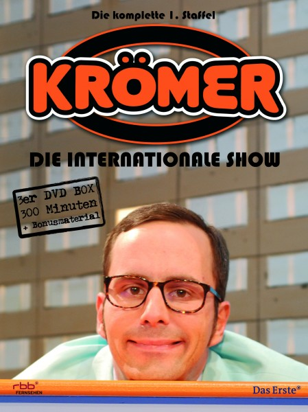 Kurt Krömer - Die internationale Show 1. Staffel (3 DVDs)