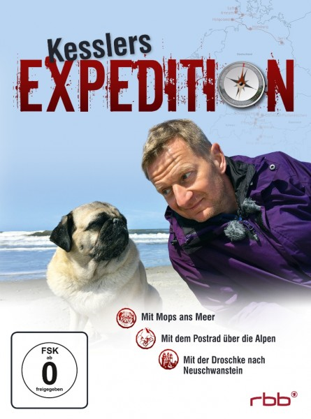 Kesslers Expedition Box 4 DVD