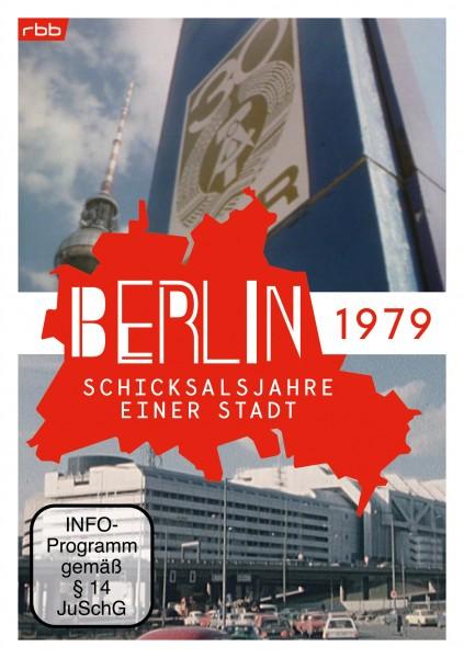 Berlin - Schicksalsjahre einer Stadt - 1979 (DVD)