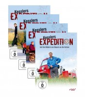 Kesslers Expeditionen im Paket 14 DVDs (Staffeln 1-10)