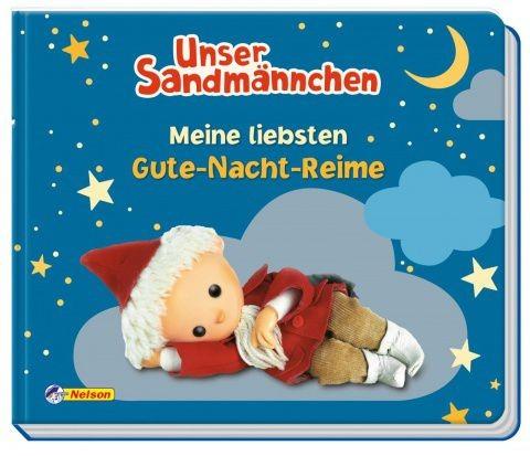 Unser Sandmännchen: Meine liebsten Gute-Nacht-Reime (Buch)