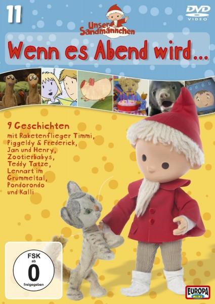 Unser Sandmännchen DVD Vol. 11
