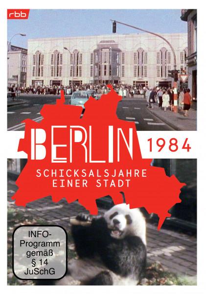 Berlin - Schicksalsjahre einer Stadt - 1984 (DVD)