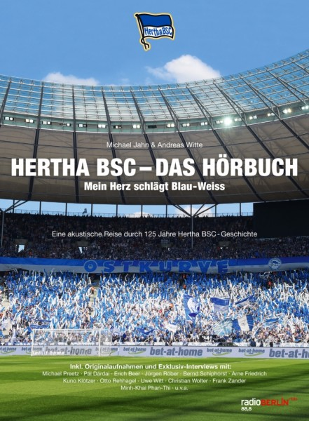 CD Herth BSC - Das Hörbuch