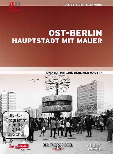 Ost-Berlin - Hauptstadt mit Mauer (DVD)
