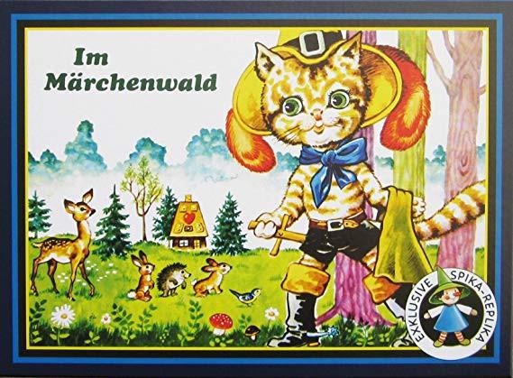 Im Märchenwald Brettspiel von SPIKA