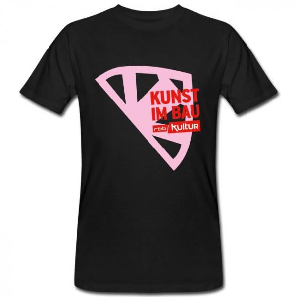 Kunst im Bau von rbbKultur T-Shirt für Männer