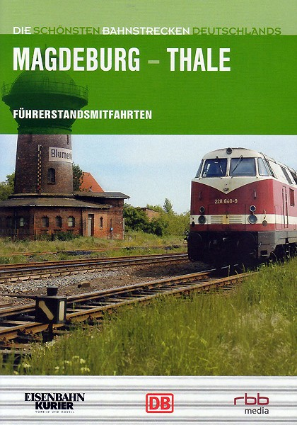 Von Magdeburg nach Thale (DVD)