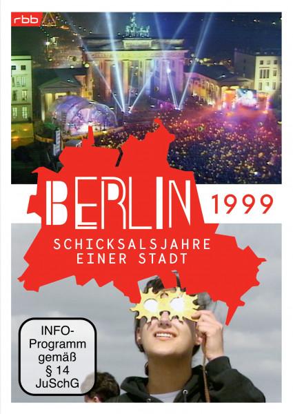 Berlin - Schicksalsjahre einer Stadt - 1999 (DVD)