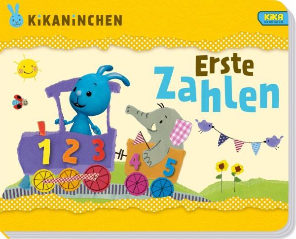 Kikanichen - Erste Zahlenbuch